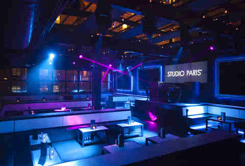 Paris Club & Studio Paris
