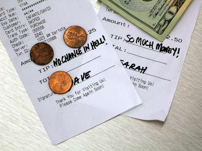 checks and tips