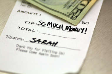 sarah check good tip