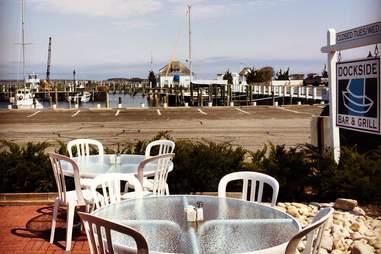 Dockside Bar & Grill Essential Restaurants HAM
