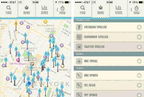 public restrooms finder - flushd smartphone app to find, review