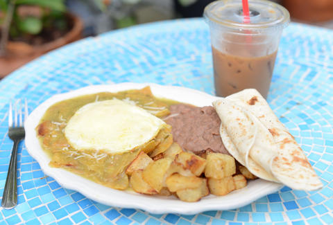 Tamale House East Best Brunch Dishes ATX