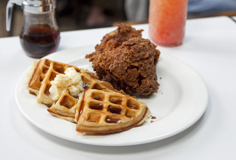 Frank Best Brunch Dishes ATX
