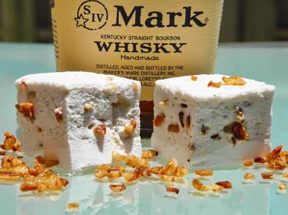 Viveltre bacon bourbon marshmallows