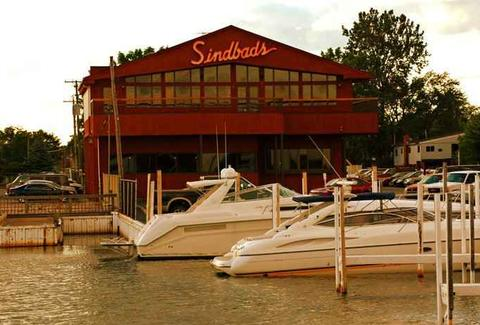 Sindbad's Restaurant and Marina DET