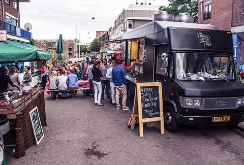 Amsterdams Best Food Trucks Thrillist