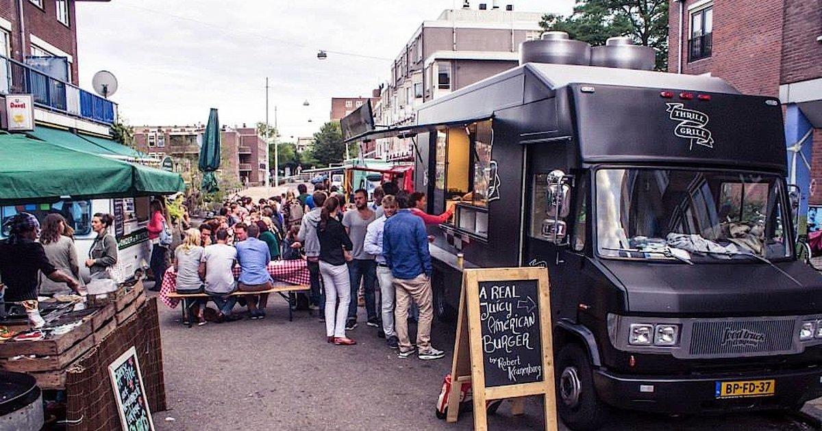 Food Truck Paris Festival