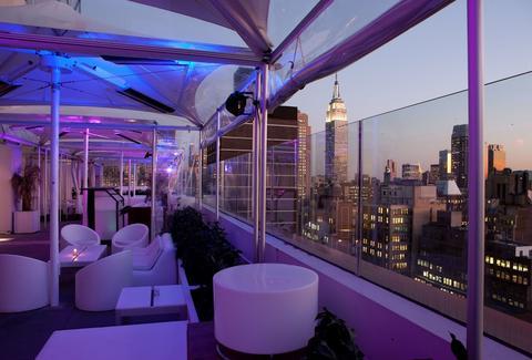 Sky Room A New York Ny Bar