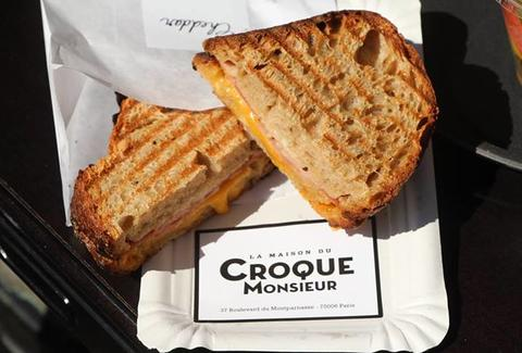 La Maison du Croque Monsieur Paris