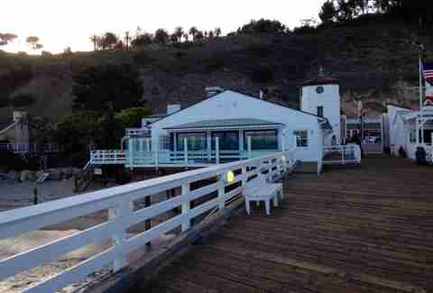 Malibu Pier Restaurant and Bar