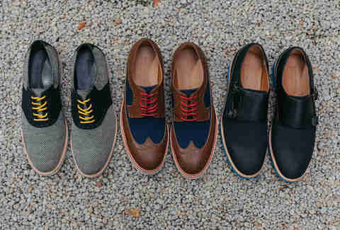 5 Types Of Work Shoes Under $100