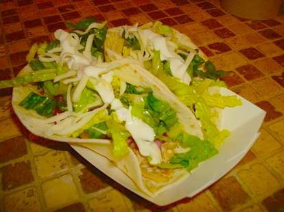 Frijoles Fresh Mex Burritos