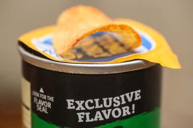 Pringle chip