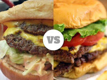in n out versus shake shack