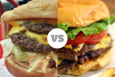 in n out versus shake shack