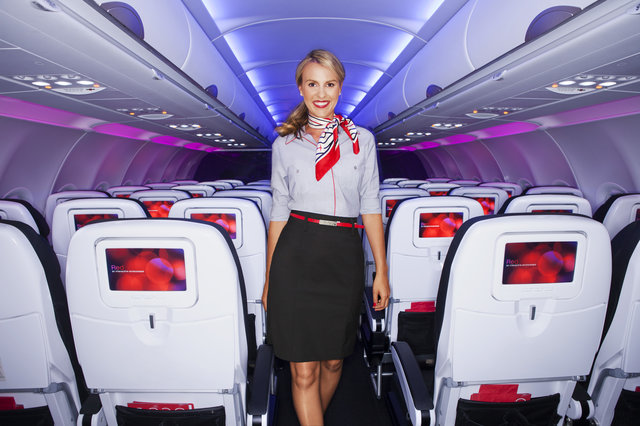 we rank flight attendant uniforms from worst to