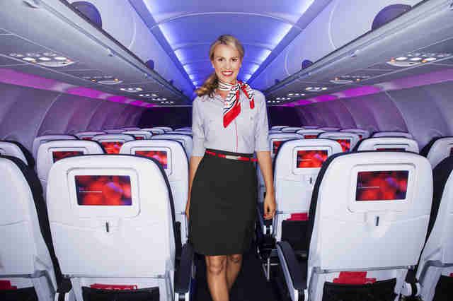 Flight Attendant Uniforms That Make Fashion Statements: Air France ...
