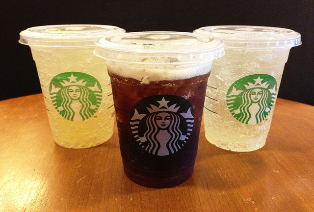 Starbucks sodas are coming this Summer