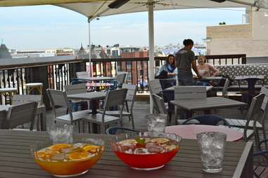 Roofers Union Outdoor Dining Guide DC