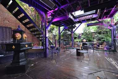 Little Miss Whiskey's Golden Dollar Outdoor Dining Guide DC