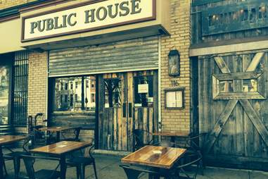 Boundary Stone Outdoor Dining Guide DC