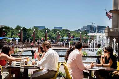 Farmers Fishers Bakers Outdoor Dining Guide DC