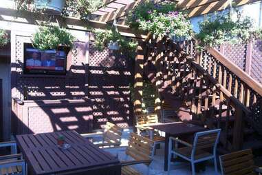 Bourbon Outdoor Dining Guide DC