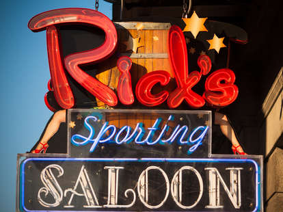 Rick's Sporting Saloon