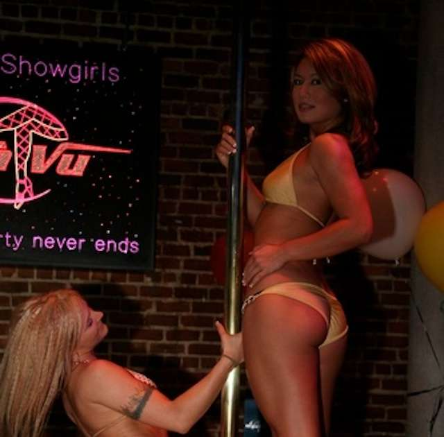 Deja vu strip club nashville