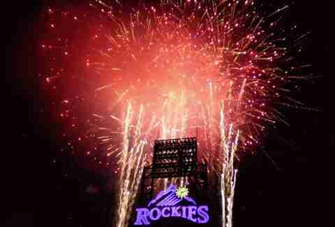 4th of July Fireworks at Coors Field Summer Guide DEN