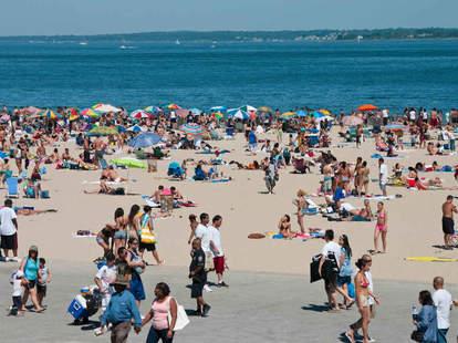 Orchard Beach NY