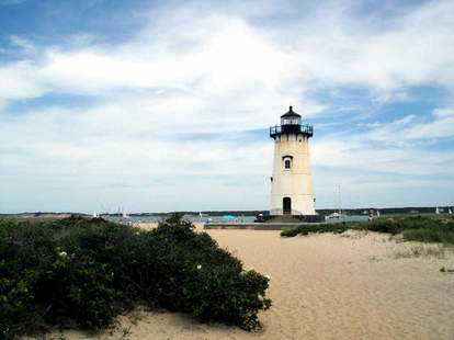 Oak Bluffs Beach NY