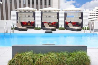 The WET pool