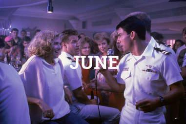 Top Gun June