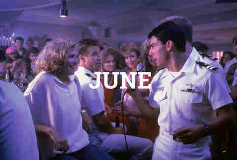 Top Gun June