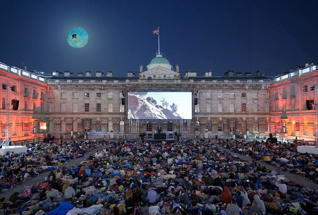 Every Summer outdoor movie screening in London, now in one calendar