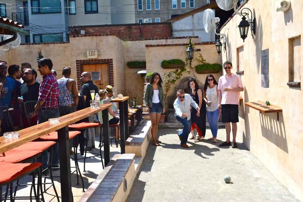 The 15 Best Outdoor Bars Restaurants In Washington Dc By Neighborhood Thrillist