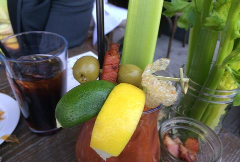 Best Bloody mary NYC