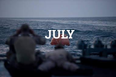 JULY Captain Phillips