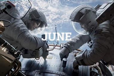 June Gravity