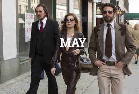 MAY American Hustle