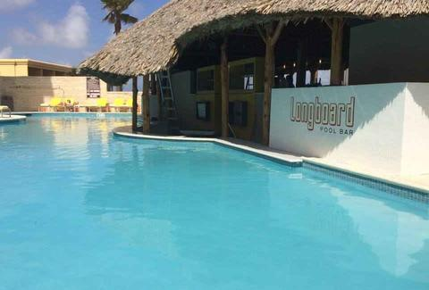 Longboard Pool Bar HOU