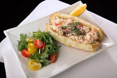 Lobster Roll Bay Kitchen Bar HAM