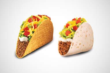 taco bell taco supremes