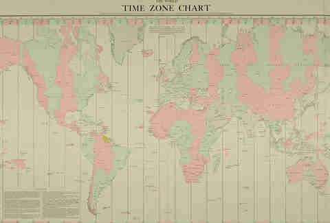 World Time Zones Insane Facts You Didnt Know About Time Zones