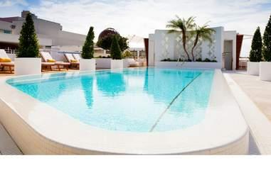 The HIGHBAR pool