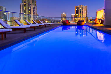 RoofTop600 at Andaz San Diego