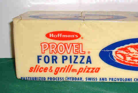 provel cheese