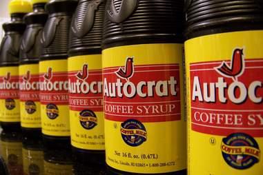 coffee milk rhode island