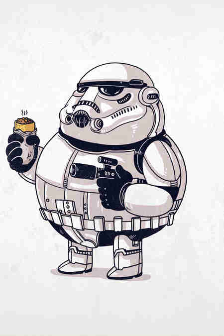 fat star wars